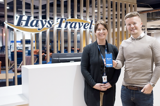 Redu and Hays Travel launches discount app for 5,400 employees