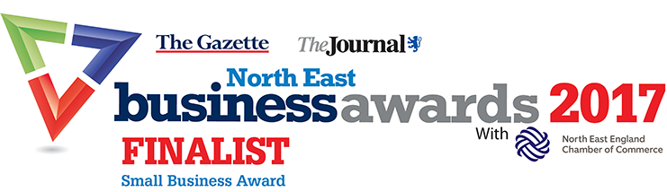 Small business award 2017 finalist